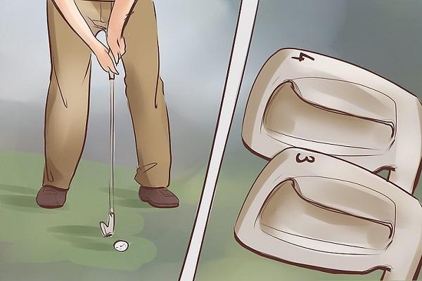 cách swing gậy sắt