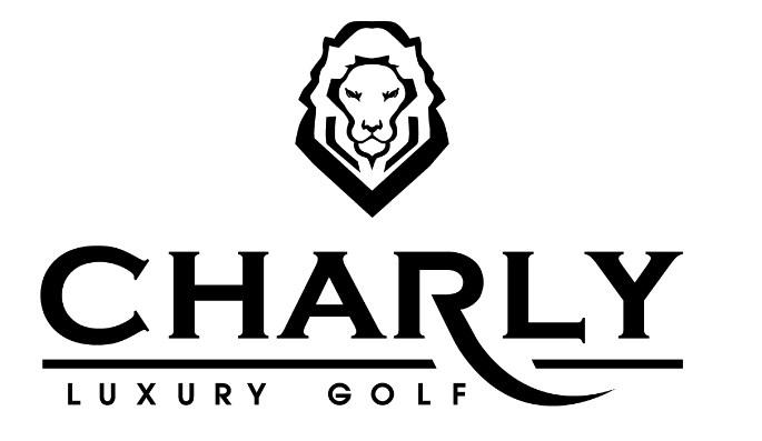 logo thương hiệu charly golf