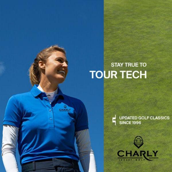 banner thương hiệu charly golf