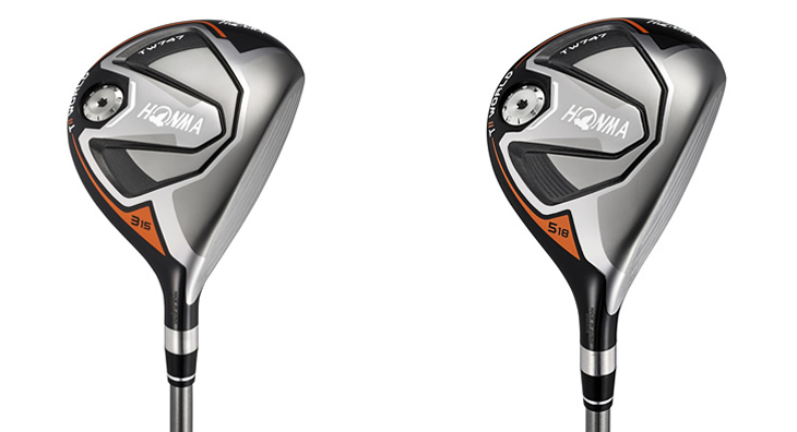 Gậy golf Honma Tour World 747 Fairway Woods