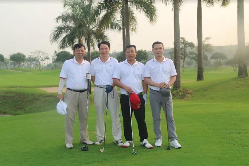 Golfcity - Nhà tài trợ vàng của Giải Golf Giao lưu các CLB tỉnh Hà Nam