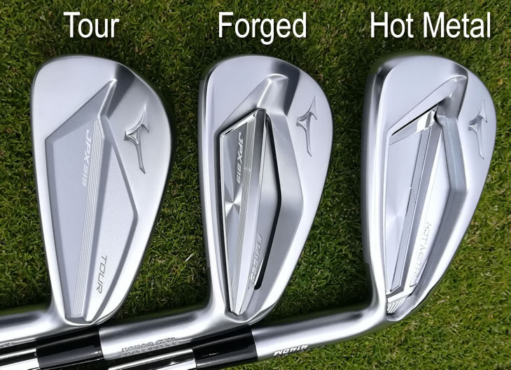 Review bộ gậy sắt Mizuno JPX 919 Forged Irons