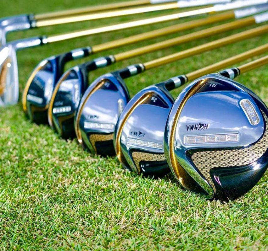 Thương hiệu gậy golf Honma