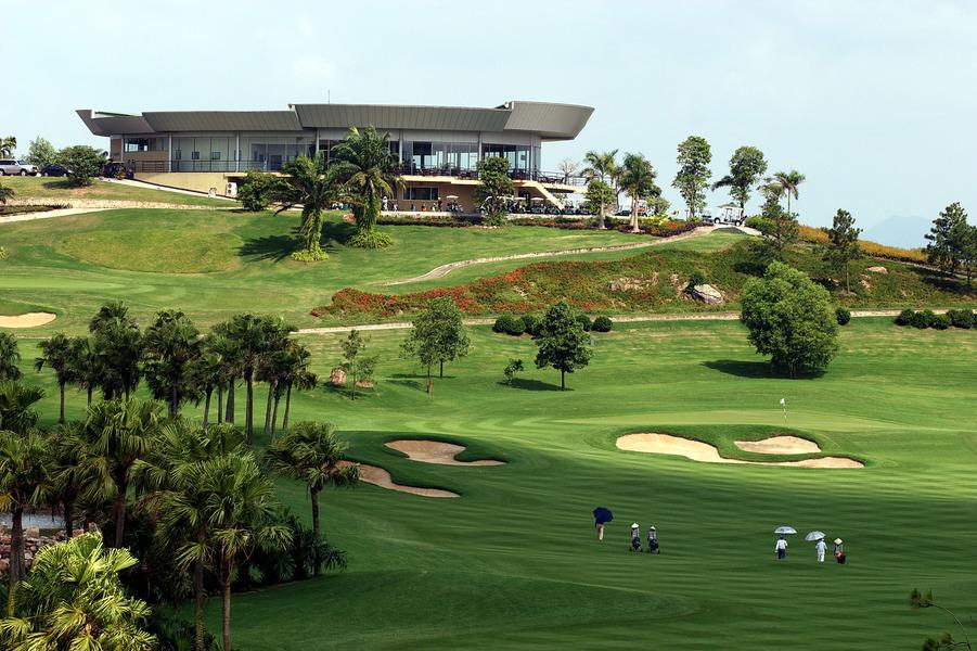 sân golf chí linh star