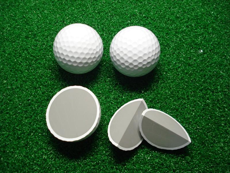 Bóng golf 2 lớp