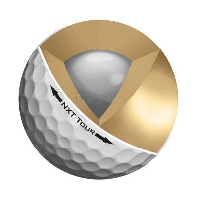 Bóng golf 3 lớp