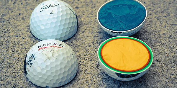 bóng golf nặng bao nhiêu