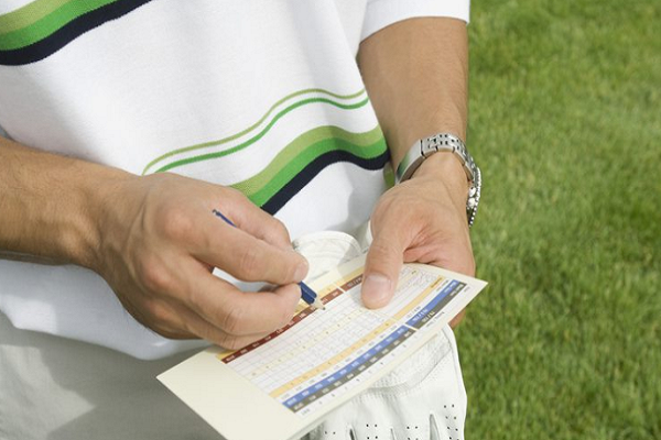 Cách tính điểm tiêu chuẩn trong golf