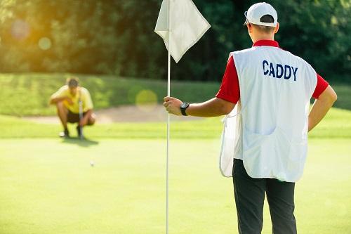caddy golf