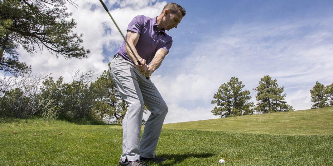 pitching trong golf là gì