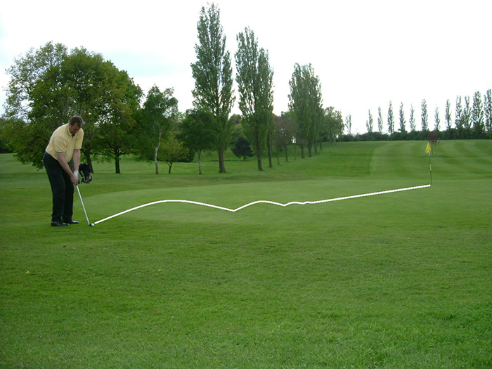 Cú chip trong golf