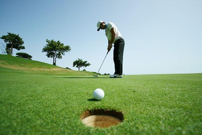 Cách tính gậy âm trong golf