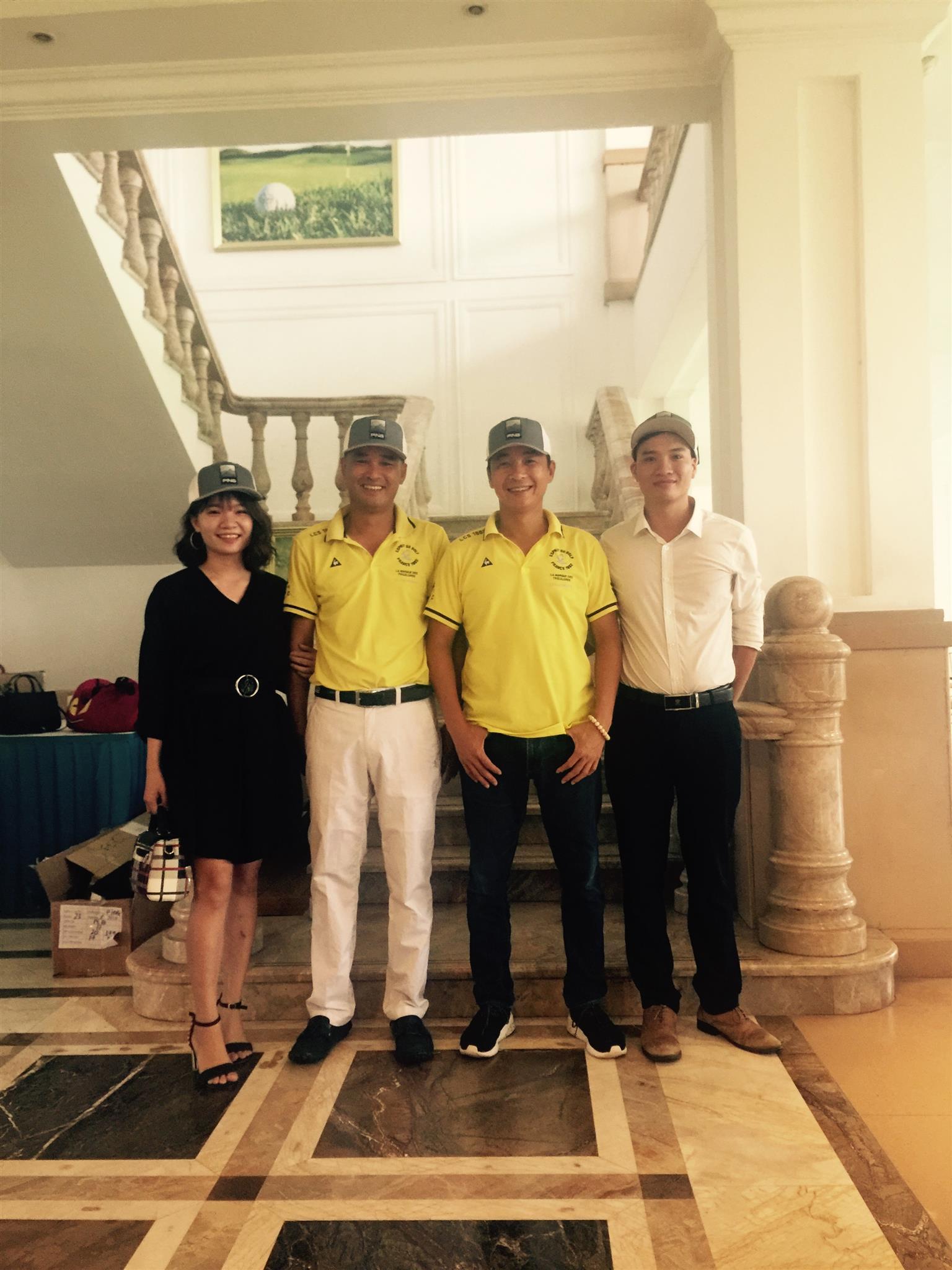 Golfcity - đại diện nhà phân phối gậy Ping