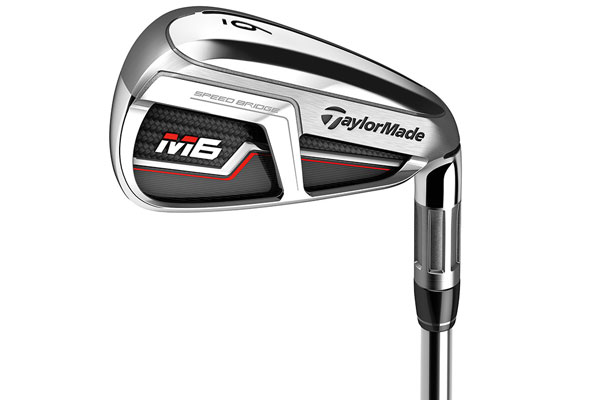 Gậy golf TaylorMade M6 Irons (Steel)