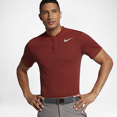 Áo golf nam Men s Nike Aeroreact Polo Slim