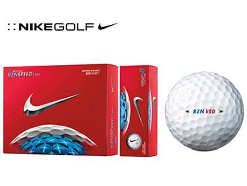 Bóng Chơi Golf Nike RZN SPEED RED