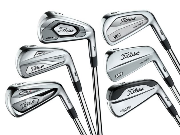 Gậy golf Iron Titleist AP3-718 Steel - Gậy Iron Sets 7 cây