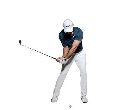 swing golf chuẩn