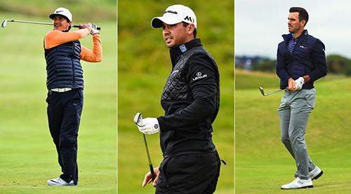 áo khoác ngoài golf
