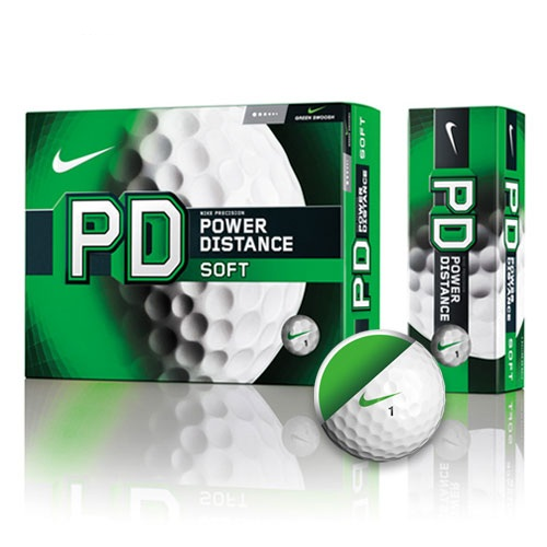 Bóng đánh golf Nike Power Distance GL0469-101