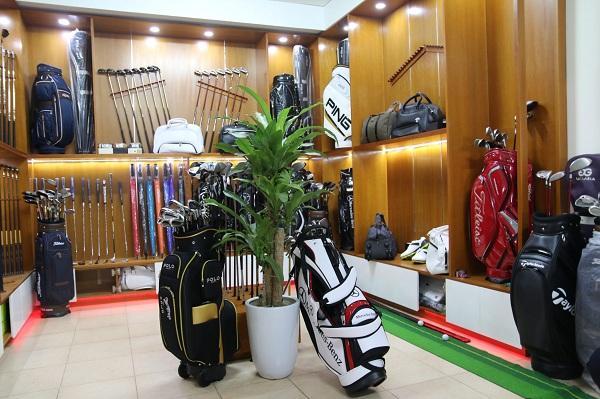 cửa hàng bán đồ golf ở Hà Nội