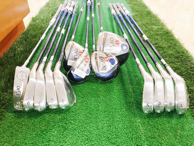 bộ gậy golf xxio