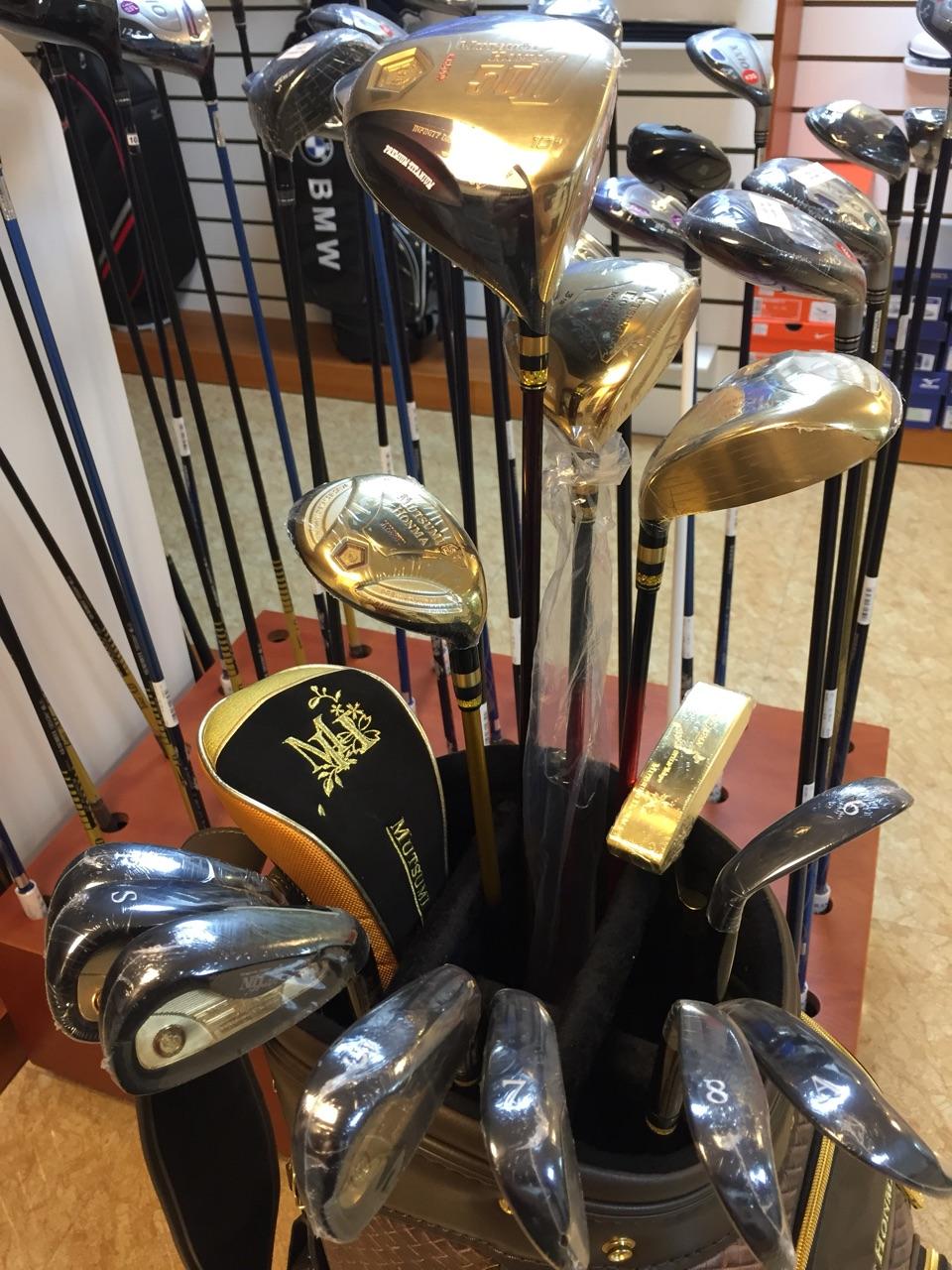 cách chọn gậy golf