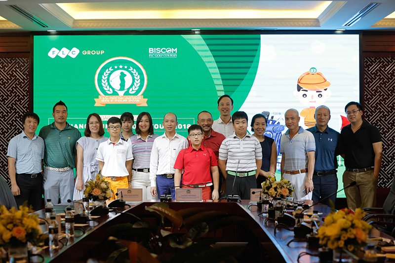 flc ha noi junior golf tour