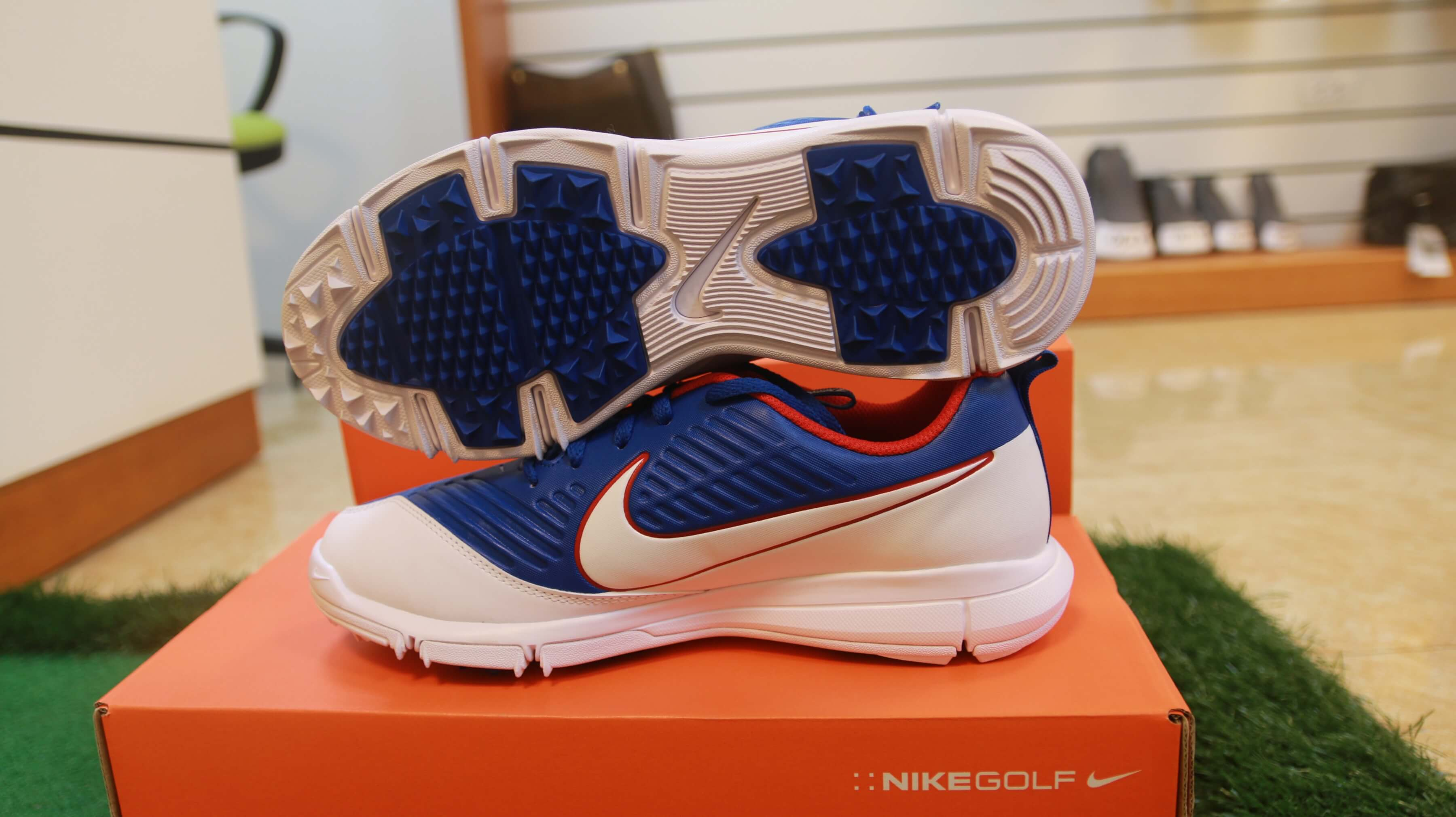 giày golf nike explorer 2 w