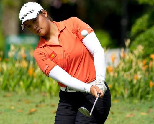 Nguyễn Thảo My Golfer nữ số 1 Việt Nam