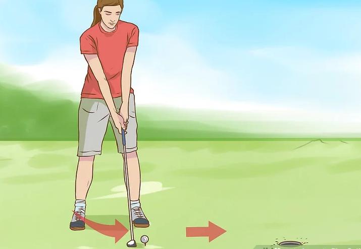 tu hoc danh golf