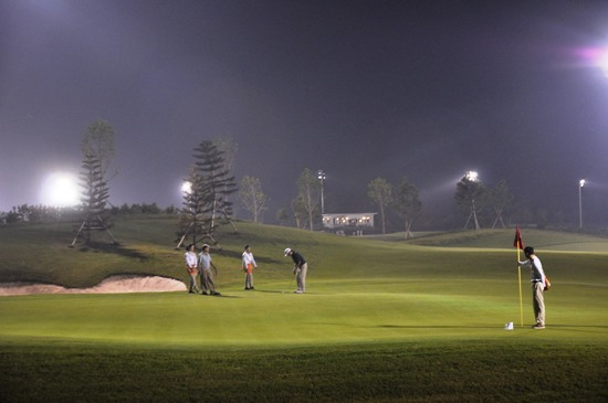 GB Golf Driving Range