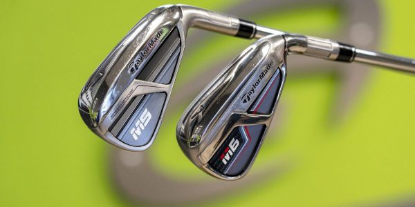"Review gay Iron Taylormade M5: xung danh ""than"" toc do"