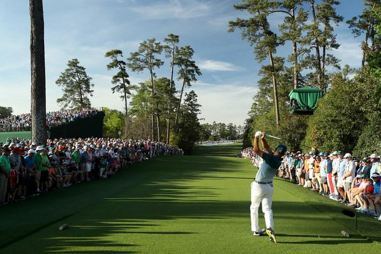 giải golf thế giới the master