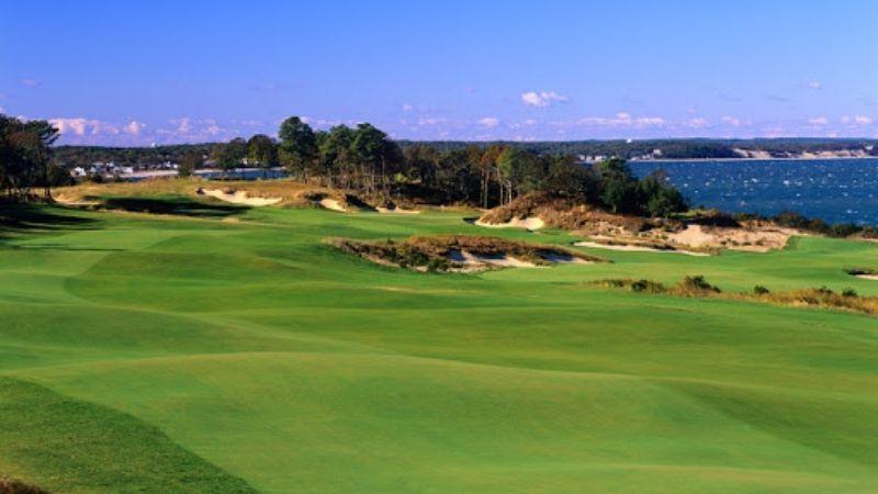 Sân golf Sebonack Golf Club