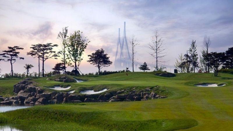 Vẻ đẹp của Jack Nicklaus Golf Club Korea