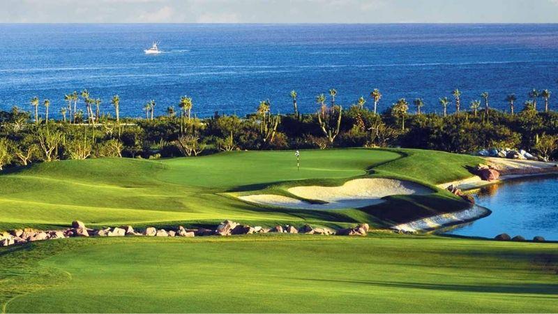 Sân golf Cabo Del Sol (Ocean)
