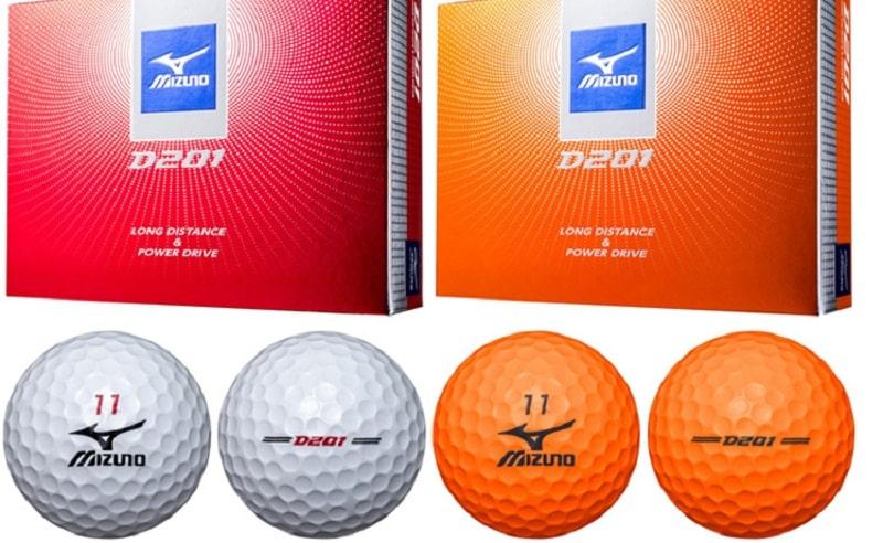 Bóng Mizuno D201 được nhiều golf thủ tin tưởng sử dụng