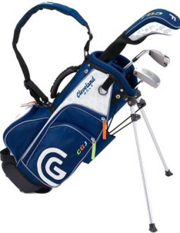 Bộ gậy CGJ Set Small (FW, Iron, Putter & Stand Bag) - 4-6 tuổi