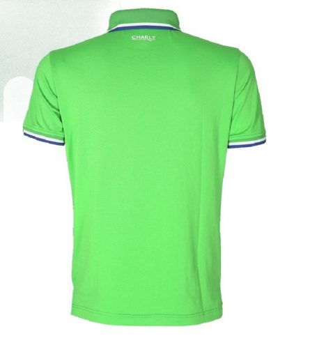 Áo Charly golf cộc tay xanh lá cây CHL-ACT1M-XL