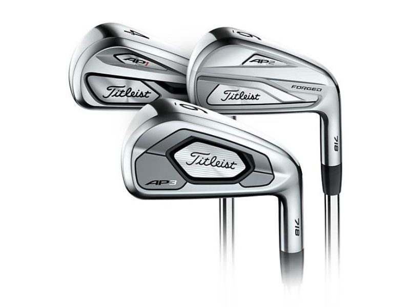 Titleist - Thương hiệu gậy golf nổi tiếng thế giới