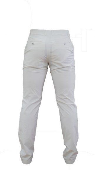 Quần Charly golf trơn màu trắng CHL-QDTT