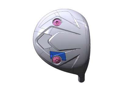 Gậy golf Driver Honma Be ZEAL 525