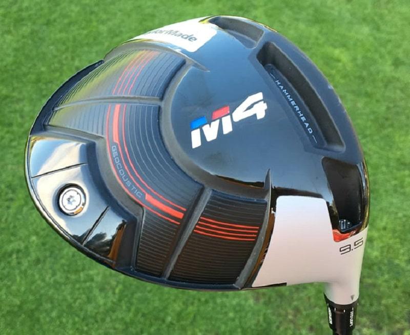 Phiên bản gậy golf Driver Golf TaylorMade M4