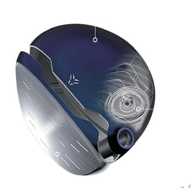 Đầu gậy golf có quỹ đạo hoàn hảo