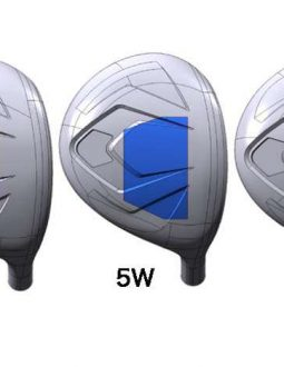 Gậy Golf Fairway Honma Be ZEAL 525