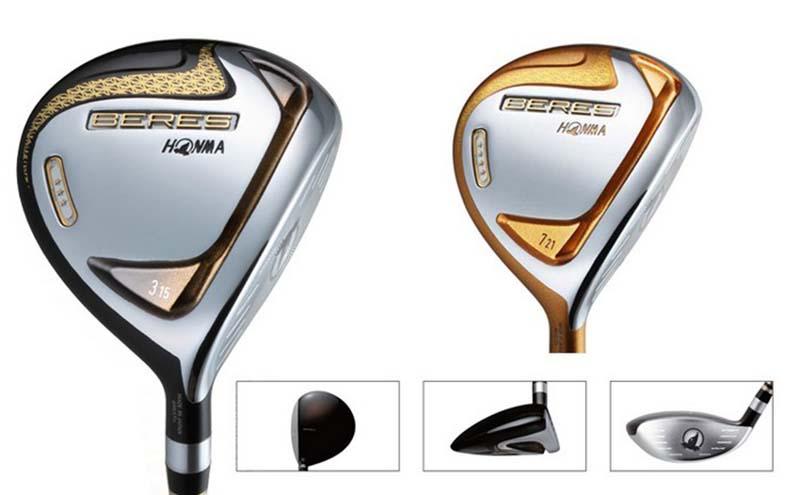 Gậy golf Honma Beres B07 3 sao hiện đại, sang trọng