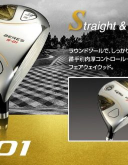 Gậy golf Fairway Honma Beres S-01 2 sao