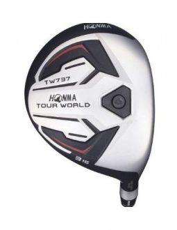 Gậy Golf Fairway Honma Tour World 737 cải tiến mới