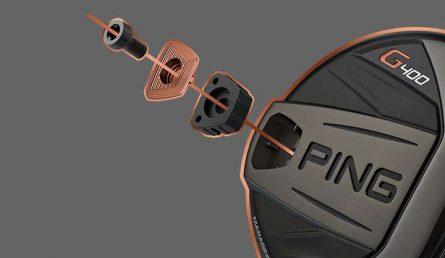 Gậy golf Fairway Ping G400 Stretch